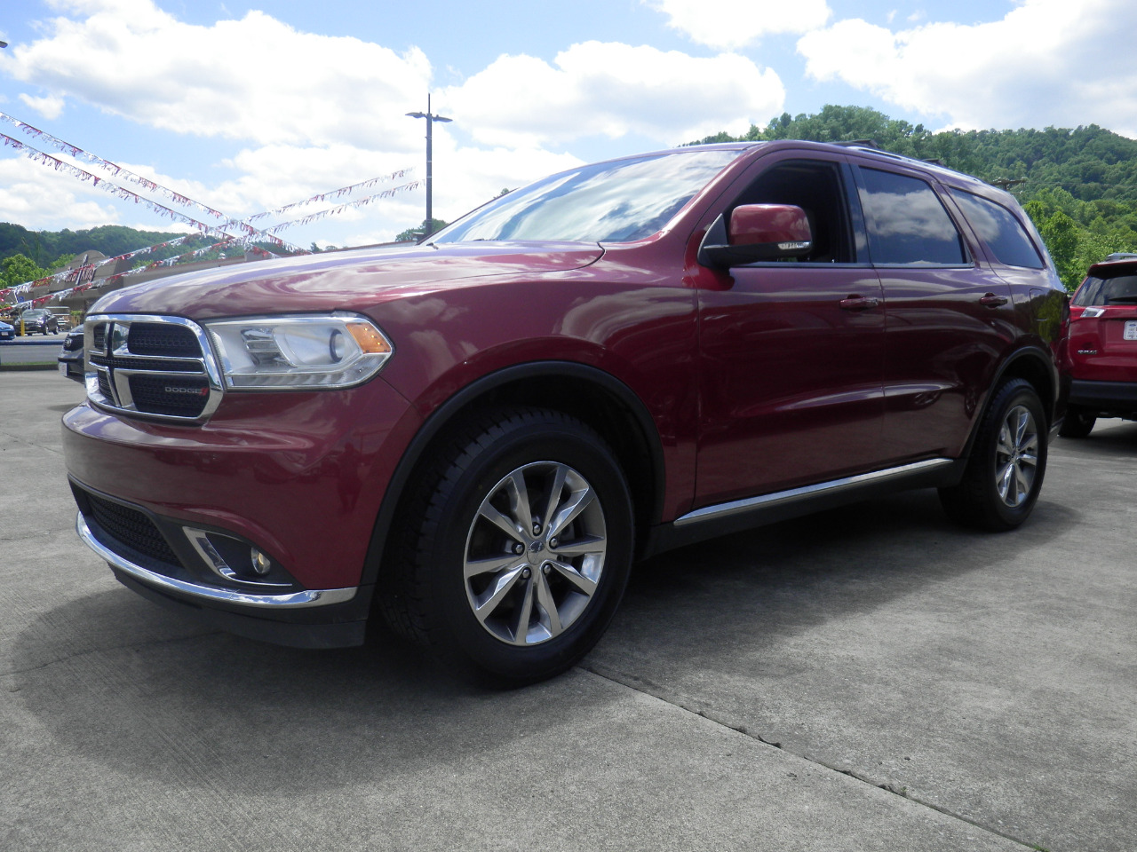 2014 Dodge Durango AWD 4dr Limited