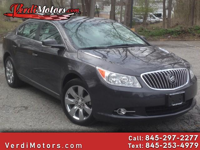 2013 Buick LaCrosse Leather Group AWD