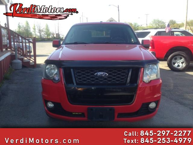 "2008 Ford Explorer Sport Trac 4dr 126"" WB 4WD Adrenalin"