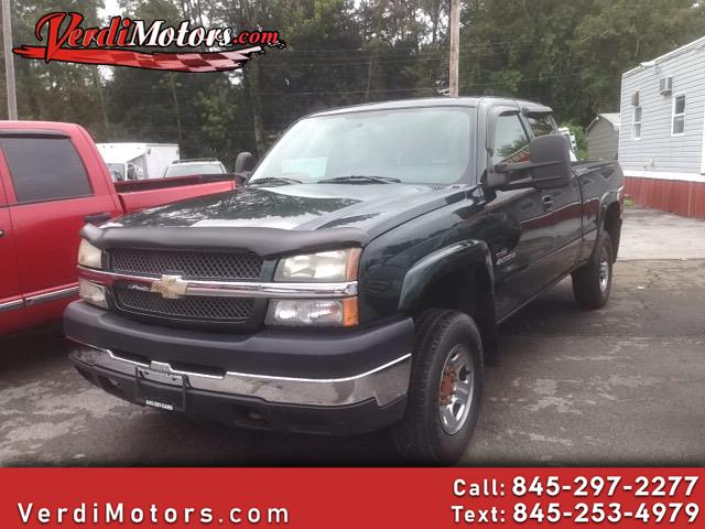 2004 Chevrolet Silverado 2500HD LT Ext. Cab Long Bed 4WD