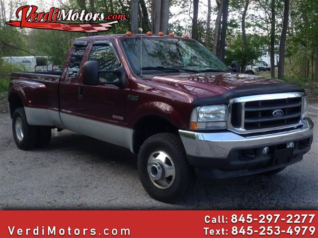 2004 Ford F-350 SD XL SuperCab Long Bed 4WD DRW