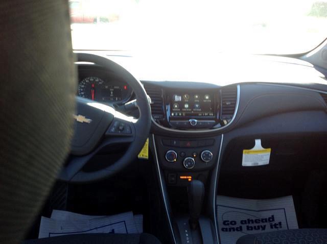 2018 Chevrolet Trax AWD 4dr LS