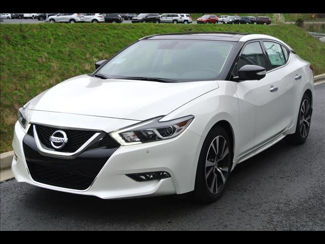 2018 Nissan Maxima Platinum 3.5L