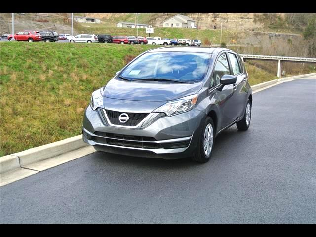2018 Nissan Versa Note S CVT