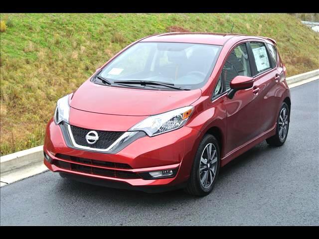 2018 Nissan Versa Note SR CVT