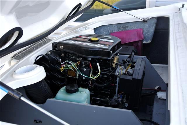 1996 Yamaha Jetski