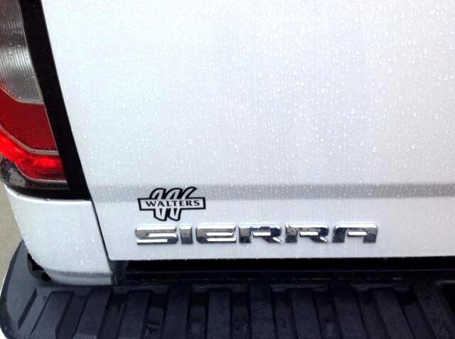 2018 GMC Sierra 1500 4WD Crew Cab 143.5