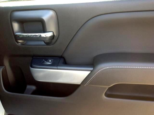 2018 Chevrolet Silverado 2500HD 4WD Crew Cab 153.7