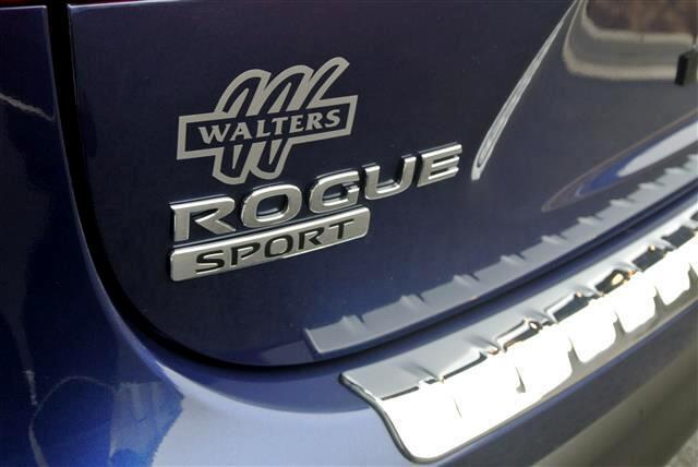 2018 Nissan Rogue Sport AWD SV