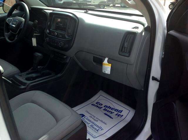 2018 GMC Canyon 2WD Crew Cab 128.3