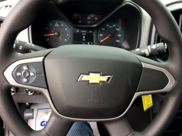 2018 Chevrolet Colorado 4WD Ext Cab 128.3