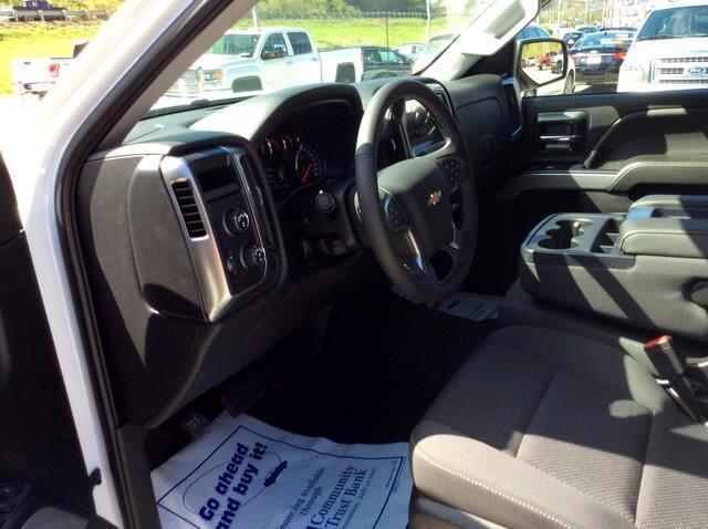 2018 Chevrolet Silverado 1500 4WD Crew Cab 143.5