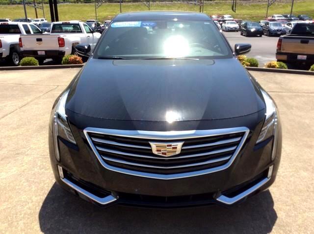 2018 Cadillac CT6 4dr Sdn 3.6L Luxury AWD