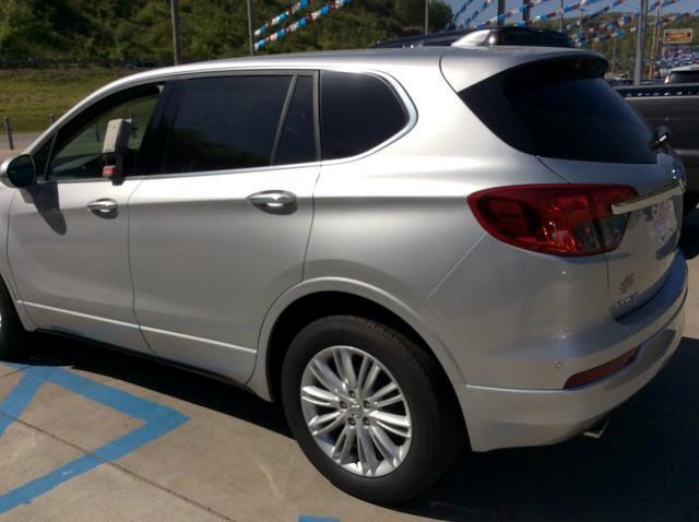 2018 Buick Envision AWD 4dr Preferred