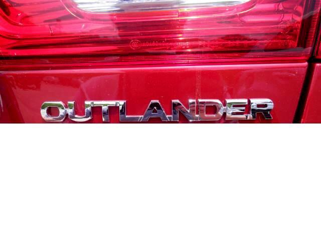 2018 Mitsubishi Outlander Sport ES 2.0 AWC CVT