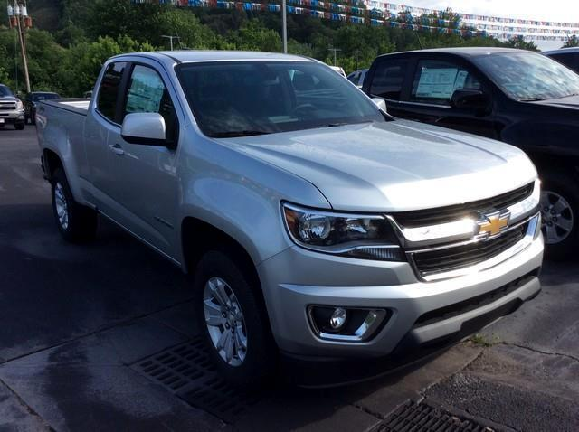 2018 Chevrolet Colorado 4WD Ext Cab 128.3