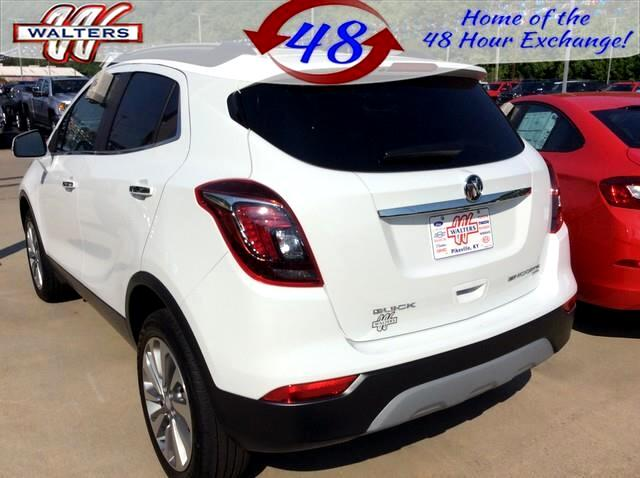 2018 Buick Encore AWD 4dr Preferred