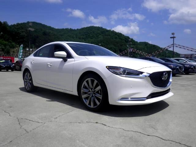 2018 Mazda MAZDA6 Signature Auto
