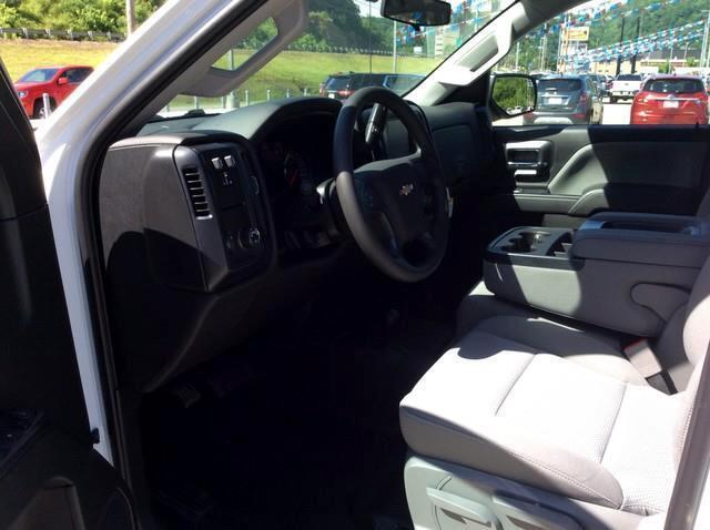2018 Chevrolet Silverado 2500HD 4WD Double Cab 144.2