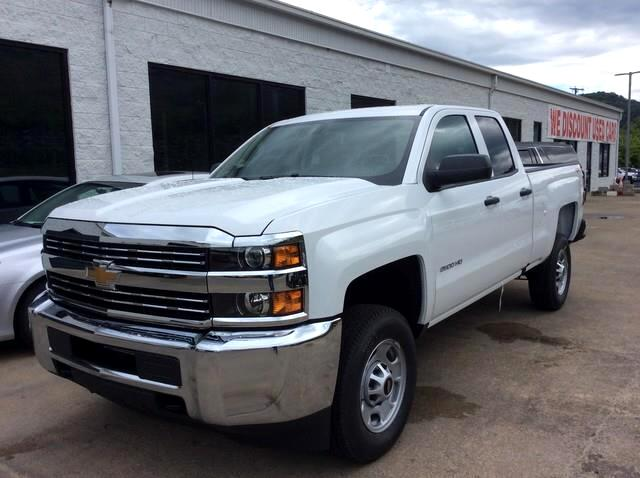 2018 Chevrolet Silverado 2500HD 4WD Double Cab 144.2