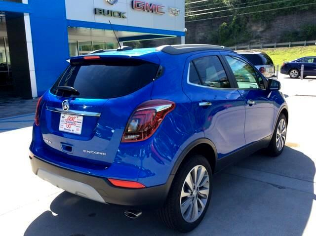 2018 Buick Encore FWD 4dr Preferred