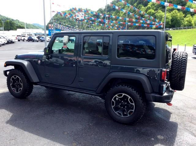 2017 Jeep Wrangler Rubicon Hard Rock 4x4 *Ltd Avail*