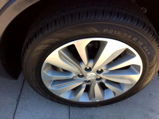 2018 Buick Encore AWD 4dr Preferred