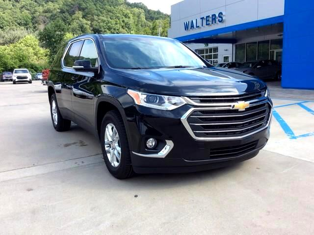 2019 Chevrolet Traverse AWD 4dr LT Cloth w/1LT
