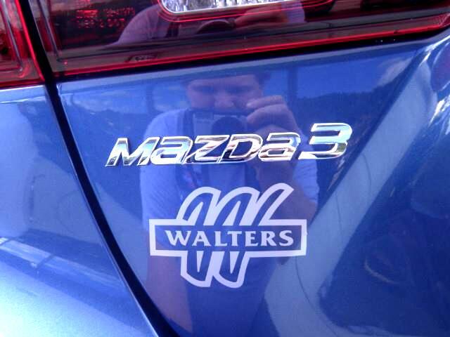 2018 Mazda MAZDA3 Touring Auto