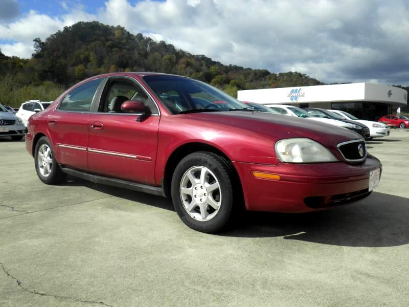 2002 Mercury Sable 4dr Sdn GS