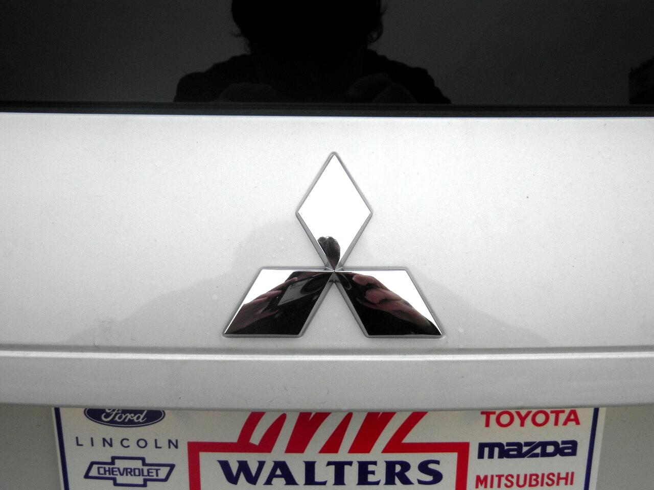 2019 Mitsubishi Eclipse Cross ES S-AWC