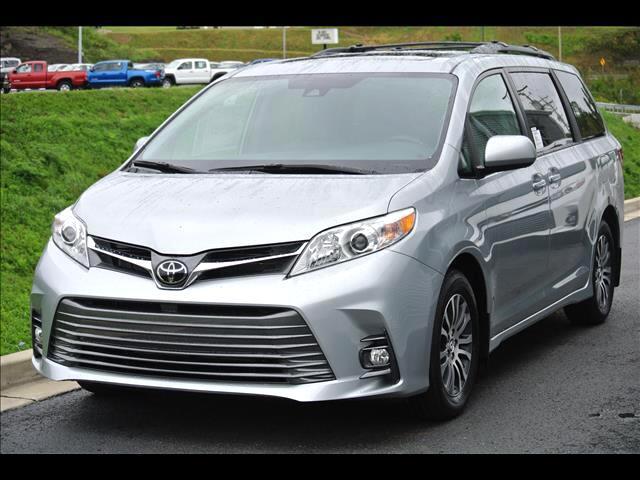 2019 Toyota Sienna Limited Premium FWD 7-Passenger (Natl)