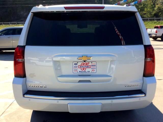 2019 Chevrolet Tahoe 4WD 4dr Premier