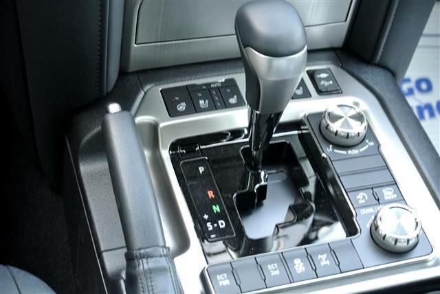 2019 Toyota Land Cruiser 4WD (Natl)