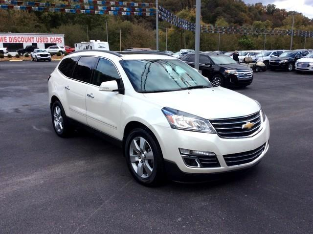 2015 Chevrolet Traverse AWD 4dr LTZ
