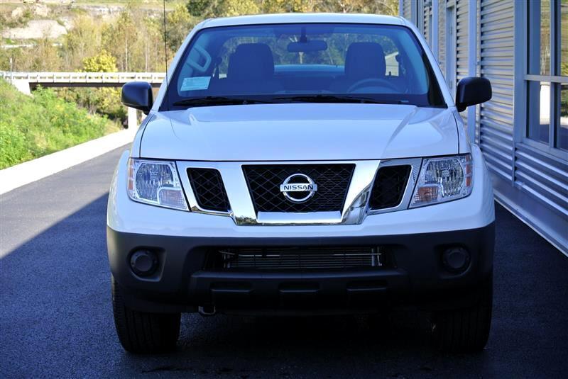 2019 Nissan Frontier Crew Cab 4x4 S Auto