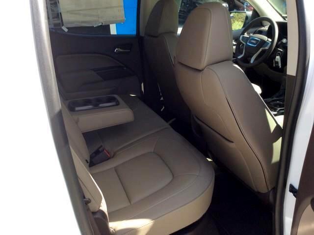 2018 GMC Canyon 4WD Crew Cab 128.3