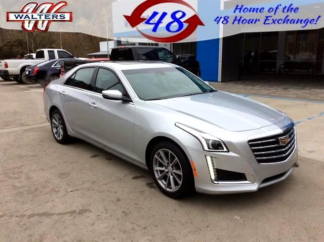 2019 Cadillac CTS 4dr Sdn 2.0L Turbo Luxury RWD