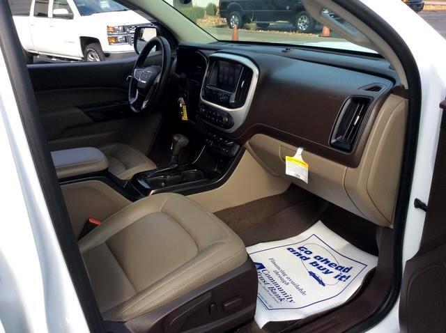2017 GMC Canyon 4WD Crew Cab 128.3