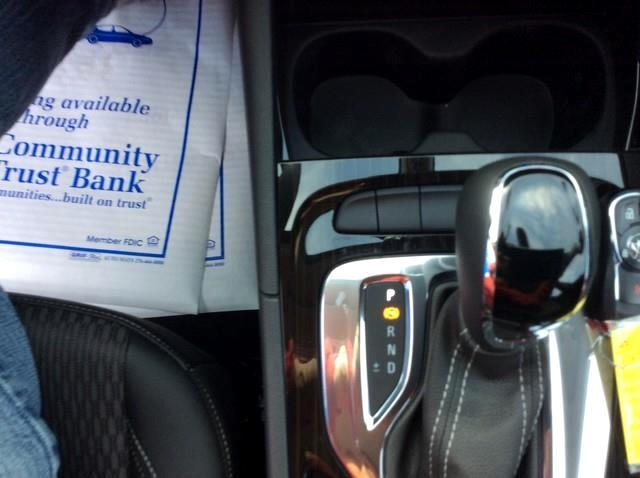 2019 Buick Regal 4dr Sdn Preferred II FWD