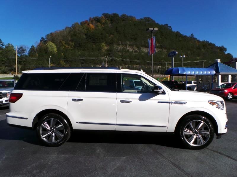 2018 Lincoln Navigator 4x4 Reserve