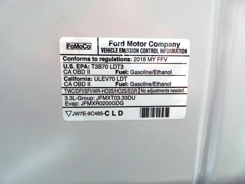 2018 Ford F-150 XL 4WD Reg Cab 8' Box