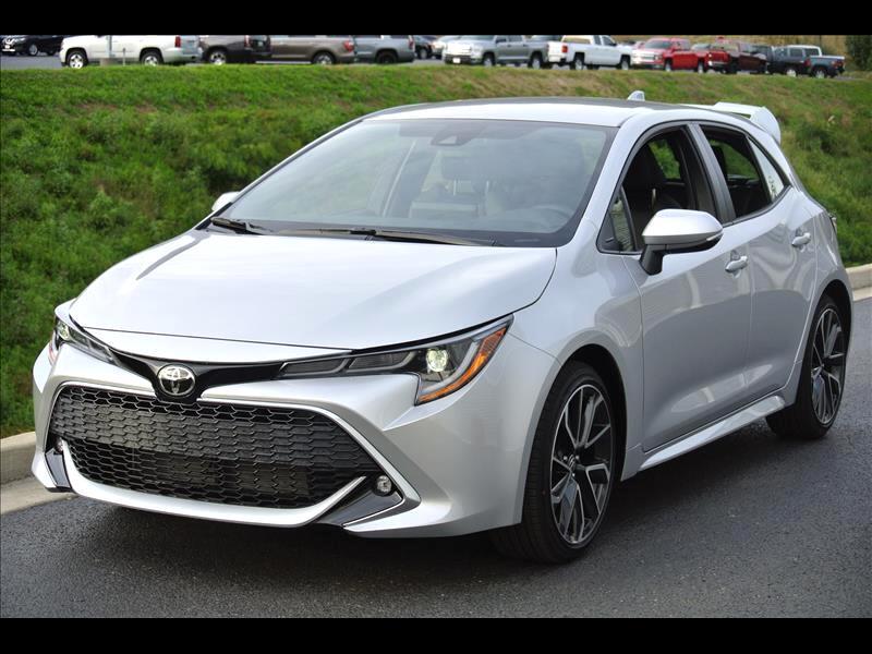 2019 Toyota Corolla XSE CVT (Natl)