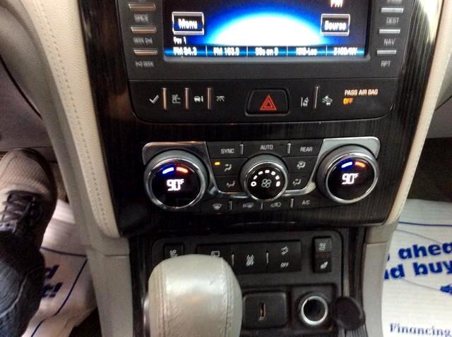 2016 Chevrolet Traverse AWD 4dr LTZ