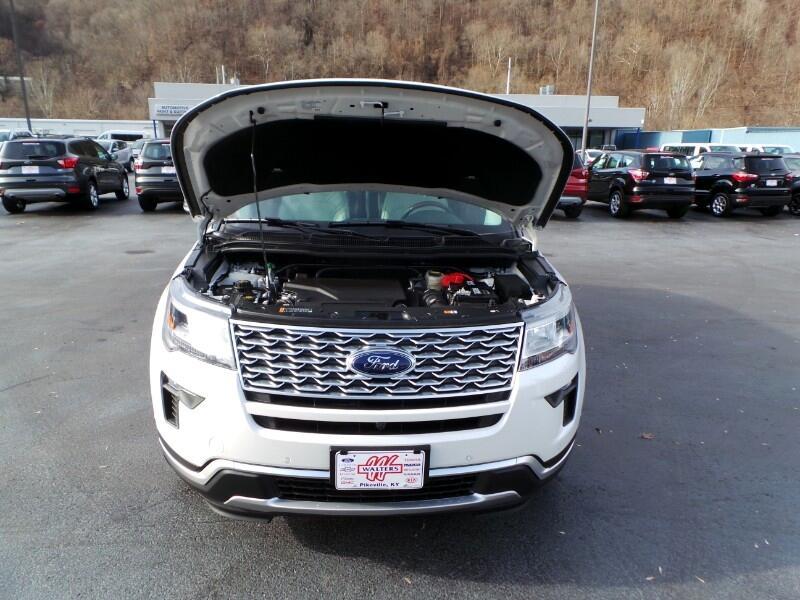 2019 Ford Explorer Platinum 4WD