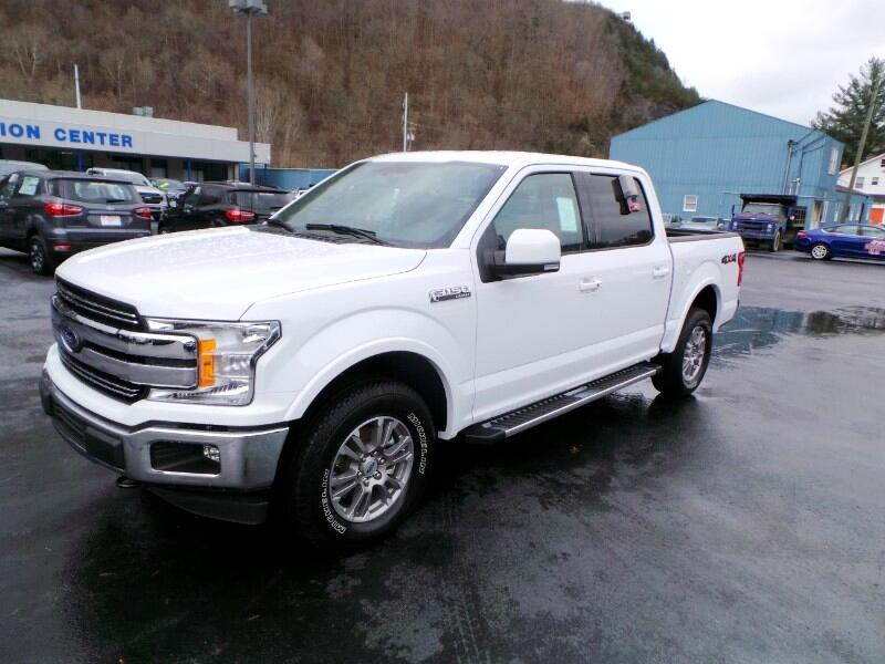 2018 Ford F-150 XLT 4WD SuperCrew 5.5' Box