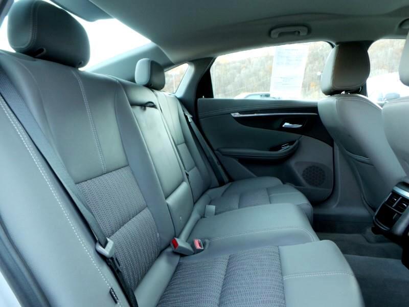 2018 Chevrolet Impala 4dr Sdn LT w/1LT