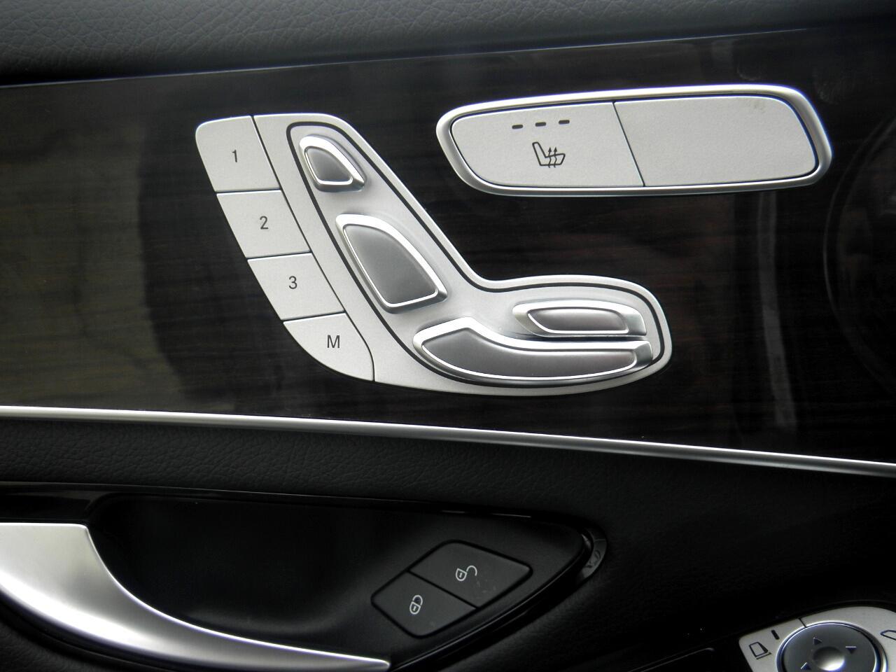 2018 Mercedes-Benz GLC-Class GLC 300 4MATIC SUV