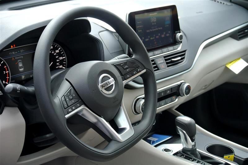2019 Nissan Altima 2.5 S Sedan