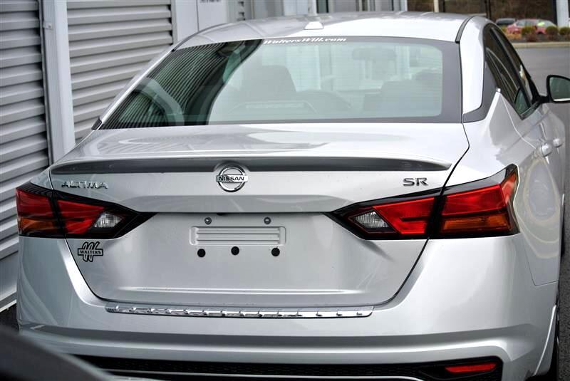 2019 Nissan Altima 2.5 SR Sedan